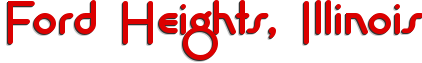 Ford Heights business directory logo